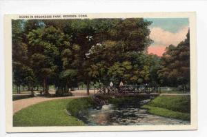 Scene in Brookside Park, Meriden, Connecticut, 00-10s