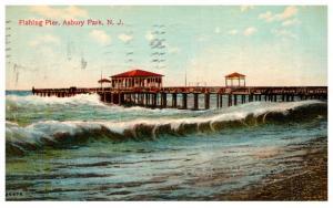 New Jersey  Asbury Park , Fishing Pier