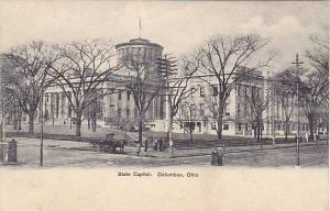 State Capitol, Columbus, Ohio, 1910-1920s