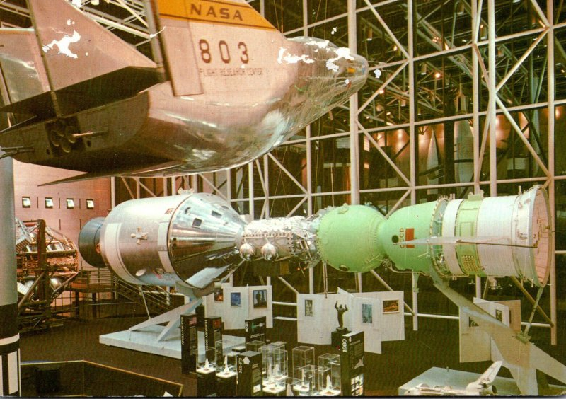 Washington D C Smithsonian Instiitution National Air and Space Museum Apollo-...