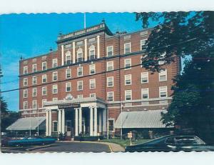 Pre-1980 HOTEL SCENE Charlottetown Prince Edward Island PE B2249
