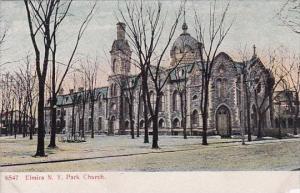 New York Elmira Park Church