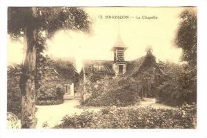 Barbizon , France, 00-10s ; La Chapelle