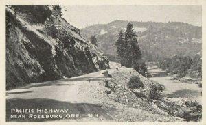 ROSEBURG , Oregon, 1910-1930s; Pacific Highway