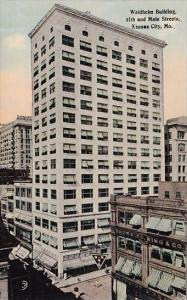 Missouri Kansas City Waldheim Building 11th And Main Streets Kansas City