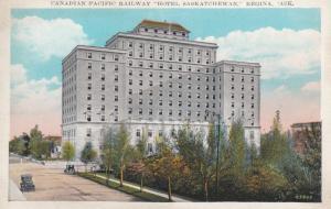 REGINA , Saskatchewan , Canada , 1910s ; C.P.R. Hotel Saskatchewan