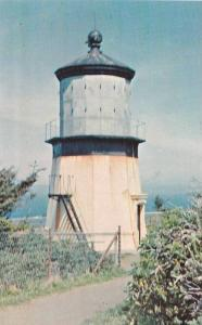Cape Mears Lighthouse, Oregon, 40-60s