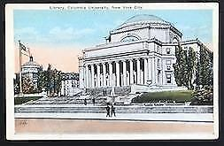 Library Columbia University New York City