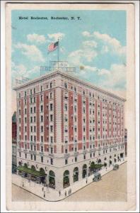 Hotel Rochester NY