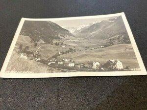 Postcard 1949 ST. JODOK Vals Valley Insbrook AUSTRIA