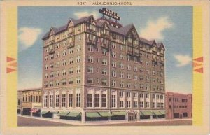 South Dakota Rapid City Alex Johnson Hotel