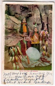 Little Natives, Indians, OR