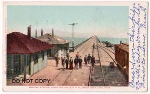 Midlake Station, Salt Lake City Utah