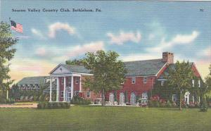 Pennsylvania Bethlehem Saucon Valley Country Club