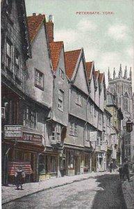England York Petergate Street Scene