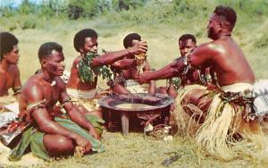 Fiji Yanqona Ceremony  Yanqona Ceremony