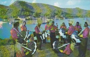 Antigua Hell's Gate Steel Band 1963