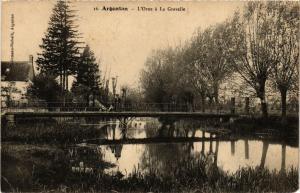 CPA Argentan - L'Orne a La Gravelle (259100)