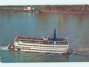 Pre-1980 NAMED BOAT Louisville Kentucky KY hp8025