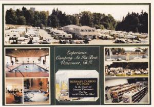 Burnaby Cariboo R.V. Park , Vancouver , B.C., 50-70s