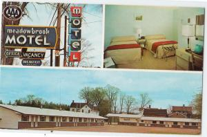 Meadowbrook Motel, St Stephen NB