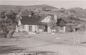 Tynant Two Gates Cafe We Had Tea Here Welsh Vintage Postcard