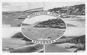 Salcombe, Estuary, North Sands, Bolt Head, Sunny Cove, Snapes Point, Boats