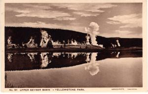 Upper Geyser Basin, Yellowstone National Park, 1914