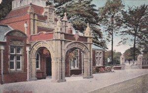 RIPON, England, 1900-1910´s; Spa Baths