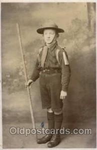 Boy & Girl Scouts, Scout, Scouting, Postcard Postcards