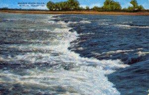[ Linen ] US Texas Marlin - Brazos River Falls