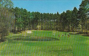 North Carolina Pinehurst The Cathedral 15th Hole No 4 Golf Course