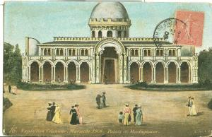 Exposition Coloniale, Marseille 1906, Palais de Madagascar