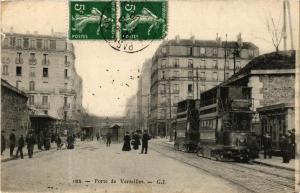 CPA PARIS 15e Porte de Versailles. (509185)
