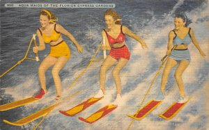 Aqua Maids Water Skiing  Cypress Gardens FL