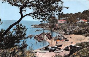 France Cote d'Azur Saint-Aygulf (Var) La Plage du Perprier