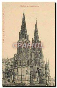 Postcard Old Sees Orne La Cathedrale