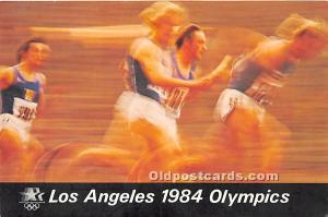 Track and Field, 1984 Los Angeles Olympics Los Angeles, California, CA, USA O...