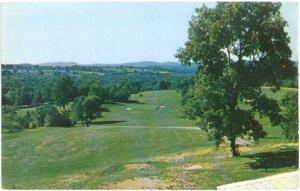 Vail's Grove Golf Course, Peach Lake, Brewster, New York, Chrome