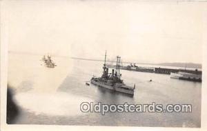 Battleship Oregon  Postcard Post Card  Battleship Oregon