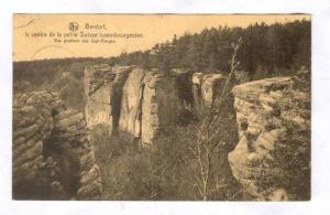 Vue Generale Des Sept-Gorges, Berdorf, Le Centre De La Petite Suisse Luxembou...