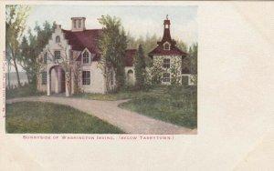 TARRYTOWN, New York, 1901-07; Sunnyside of Washington Irving