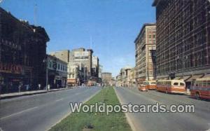 Winnipeg Canada, du Canada Portage Ave.  Portage Ave.