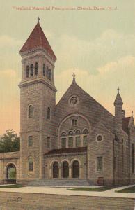 DOVER , New Jersey , 00-10s ; Hoagland Memorial Presbyterian Church