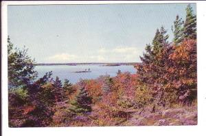 Georgian Bay, Parry Sound, Ontario,  Thompson's,