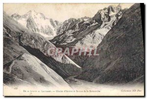 Old Postcard From the Grave Lautaret Arsine Glacier and Source of Romanche