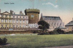 DUBLIN, Ireland, 1900-1910s; Dublin Castle