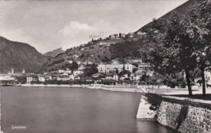Switzerland Locarno 1938 Photo