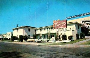 California San Diego Berkshire Motor Hotel