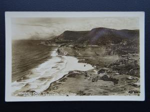 Australia NSW STANWELL PARK South Coast c1930's RP Postcard